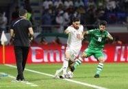 عراق تیم ملی فوتبال ایران - یوسف سیف