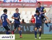 خلاصه بازی ژاپن 1- عربستان 0 ؛ دور یک هشتم نهایی جام ملت های آسیا 2019