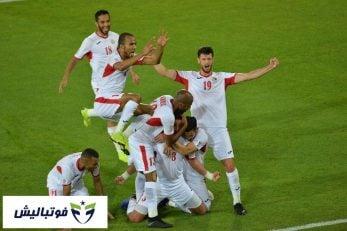 خلاصه بازی اردن - سوریه جام ملت های آسیا