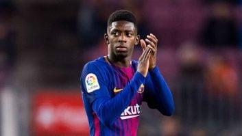 دمبله ؛ عملکرد عثمان دمبله بازیکن بارسلونا در دیدار برابر ختافه در لالیگا