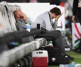 رفتار حرفه ای و ارزشمند فلیکس سانچز سرمربی قطر در جام ملت های آسیا