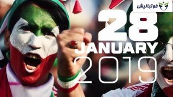 پیش نمایش جذاب AFC از جدال حساس ایران - ژاپن در نیمه نهایی جام ملت ها