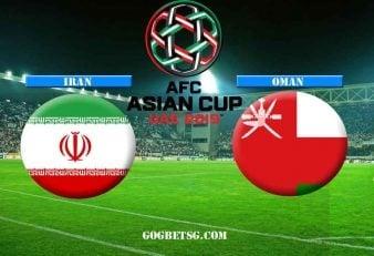 خلاصه بازی ایران - عمان - مرحله یک هشتم نهایی جام ملتهای آسیا
