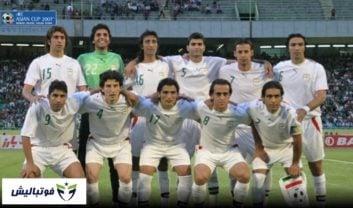 عملکرد تیم ملی ایران در جام ملت های آسیا 2007