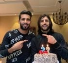 به رغم آنکه طارق همام و بشار رسن عضو تیمهای رقیب در فوتبال ایران هستند، اما رابطه طارق همام و بشار رسن با هم بسیار نزدیک است.