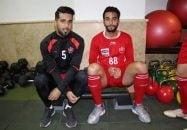 پرسپولیس ؛ وضعیت نامشخص تمدید قرارداد بشار رسن با باشگاه فوتبال پرسپولیس
