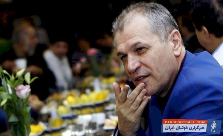کامران منزوی : نمیتوانم حقیقت را فدای مصلحت کنم ، وزیر ورزش به استقلال کمک کرده است