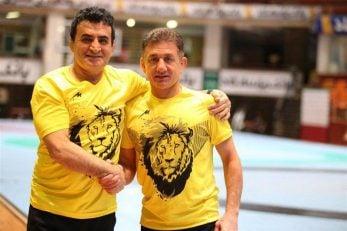 محمد بنا و غلامرضا محمدی با یکدیگر در تیم های ملی کشتی همکار بودند محمد بنا و محمدی حالا بعد از ۷ سال بار دیگر هدایت آزاد و فرنگی کاران را بر عهده دارند.
