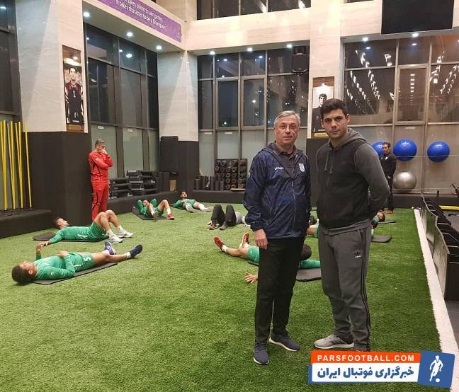 تمرین تیم امید با هدایت کرانچار در شرایطی در غیاب برخی بازیکنان از سر گرفته شد که اولین تمرین کرانچار پس از خداحافظی کی روش از تیم ملی ایران به شمار می رود.