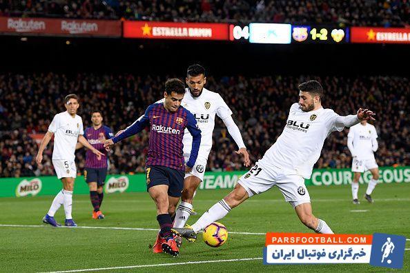 ادعای مارکا : کوتینیو در لیست فروش بارسلونا