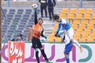 رحمتی به دنبال شکستن رکورد کلین شیت سید حسین حسینی در لیگ برتر