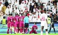 قطر ؛ تلاش ناموفق مقامات عربستانی برای تغییر تیم داوری فینال جام ملت های آسیا