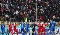 فوتبال ، بررسی رفتار غیر حرفه ای اعتراض های بیهوده به داوری در لیگ برتر ایران