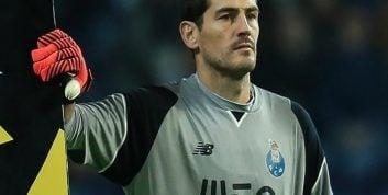 کاسیاس ؛ رکورد 18 فصل حضور ایکر کاسیاس در لیگ قهرمانان اروپا