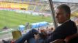 کارلوس کی روش ، سرمربی جدید تیم ملی کلمبیا در یک بازی لیگ برتر کلمبیا حضور پیدا کرد کی روش پنج شنبه گذشته رسما قراردادش را با فدراسیون کلمبیا امضا کرد.