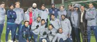 الکویت آخرین تمریناتش را پیش از دیدار با ذوب آهن انجام داد. الکویت خبر داد که تیم در اصفهان آخرین تمریناتش را با حضور رئیس باشگاه انجام داد.