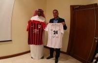 جلسه هماهنگی دیدار تیم فوتبال سایپا و الریان قطر برگزار و رنگ لباسهای دو تیم مشخص شد.همچنین قرار شد سایپا ساعت ۴ راهی ورزشگاه شود.