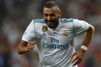 بنزما ؛ عملکرد کریم بنزما مهاجم فرانسوی باشگاه فوتبال رئال مادرید در دیدار برابر آلاوز