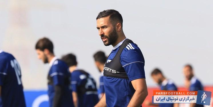 سامان قدوس تاثیرگذارترین بازیکن فصل آمیان