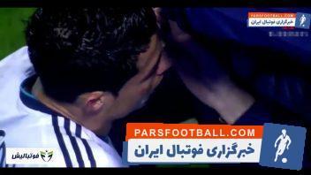 گلزنی های رونالدو با وجود مصدومیت و تحمل درد در بازی های تیمش