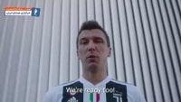 یوونتوس ؛ تیزر جالب باشگاه یوونتوس برای دیدار برابر اتلتیکومادرید در لیگ قهرمانان اروپا