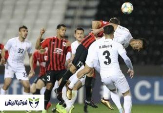 خلاصه بازی الریان ۳-۱ سایپا ؛ پلی آف لیگ قهرمانان آسیا 2019