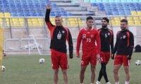 پرسپولیس - رضا جباری