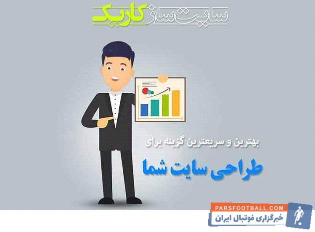 وب سایت ؛ ساخت وب سایت ارزان با چند کلیک در سایت ساز کاریک