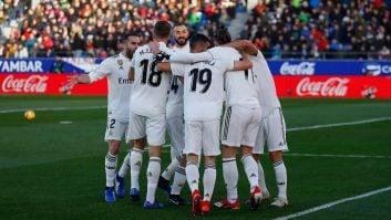 رئال مادرید - هوئسکا