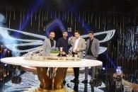 علی کریمی - داریوش شجاعیان - بهداد سلیمی - استقلال