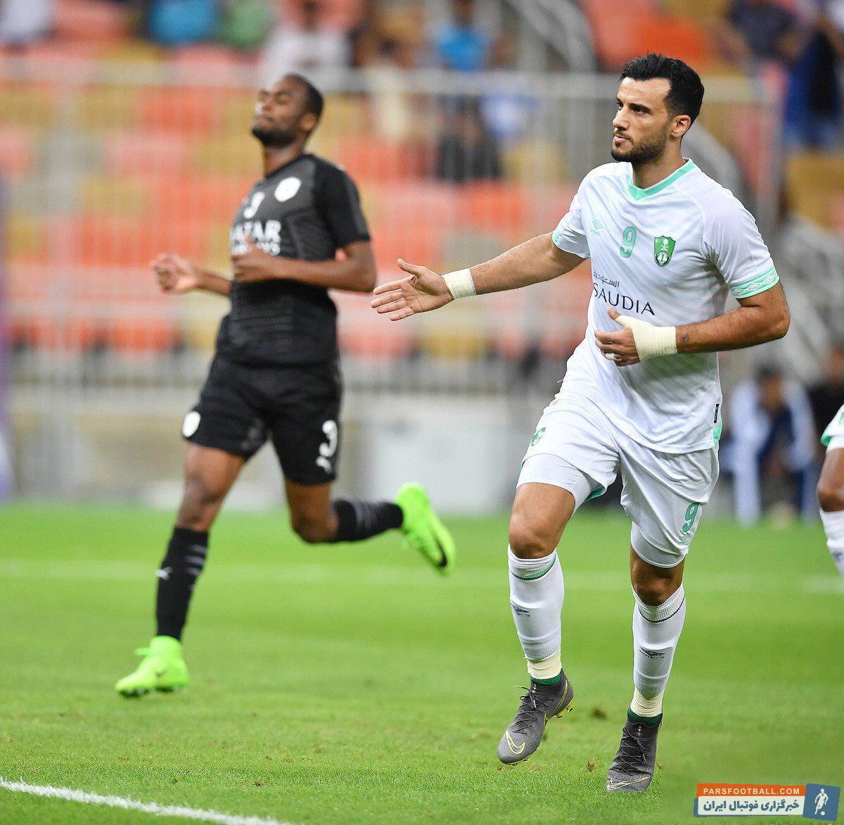عمر السوما چند روز بعد از گل زیبا در دربی جده مقابل الاتحاد در مصاف با السد هم دو بار گلزنی کرد تا نه تنها آمادگی اش را به رخ تمام تیم های آسیایی بکشد.