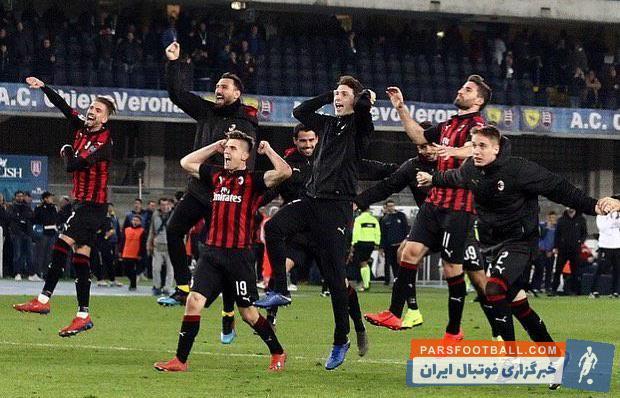 ولید بن طلال - باشگاه میلان
