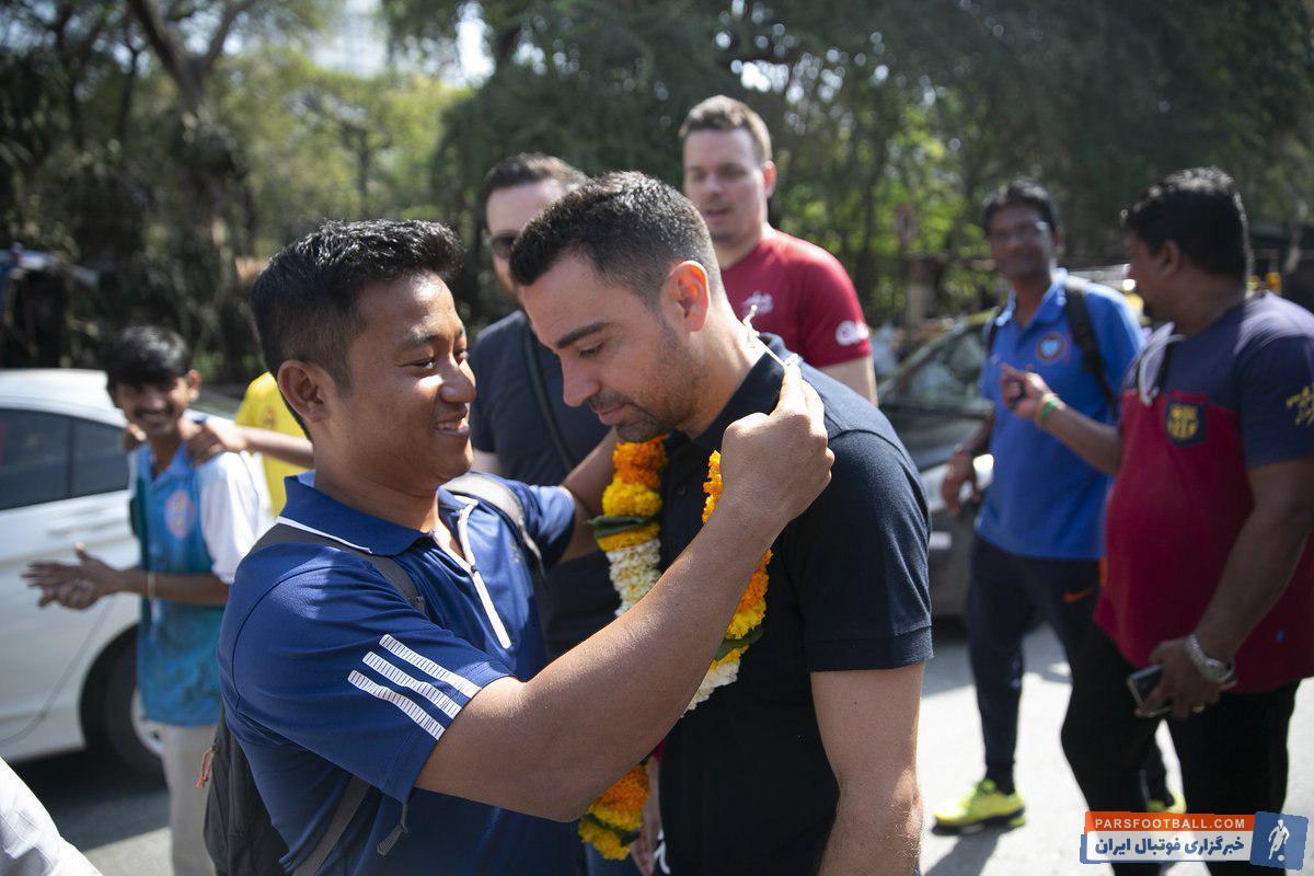 ژاوی هرناندز ستاره اسپانیایی رقیب آسیایی پرسپولیس به عنوان سفیر جام جهانی 2022 راهی کشور هند شد تا در چند پروژه این کشور حاضر باشد.