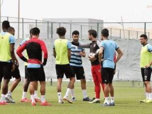 تمرینات الدحیل زیر نظر روی فاریا برگزار میشود و قرار است تا پنجشنبه مهدی بن عطیه و ناکاجیما و همچنین بازیکنان تیم ملی المپیک به آنها اضافه شوند.