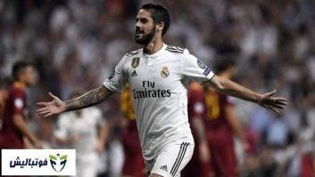 گل ها و مهارت های ایسکو در رئال مادرید