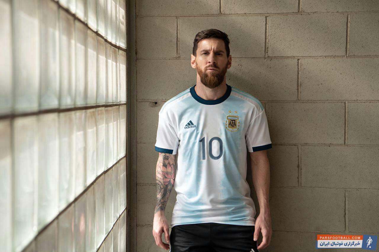 لیونل مسی - تیم ملی آرژانتین - فدراسیون فوتبال مراکش