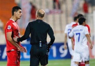 حیدر سلیمانی - تیم پرسپولیس