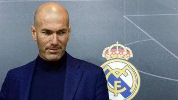 خوش آمدگویی باشگاه رئال مادرید به زیدان برای بازگشت دوباره
