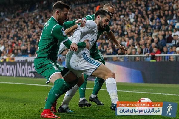رئال مادرید - لگانس