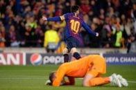 لیونل مسی - بارسلونا - منچستریونایتد