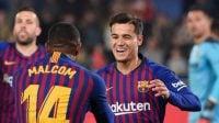 کوتینیو در جریان تساوی بارسا مقابل ویارئال گل اول تیمش را به ثمر رساند کوتینیو با لبخند رضایتی که به لب داشت نشان داد که از شرایط فعلی در این تیم راضی است.