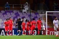 المعز علی نخستین گل خود در فصل ۲۰۱۹ لیگ قهرمانان آسیا به ثمر رساند المعز علی در اولین بازی تیم ملی قطر نیز برابر لبنان موفق به انجام این کار شده بود.