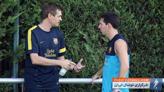 جوردی رورا، دستیار اول تیتو ویلانووا، مربی فقید بارسلونا، فاش ساخت که مسی سال 2013 قصد ترک بارسا را داشت اما تیتو چگونه مانع جدایی مسی از بارسا شده است.