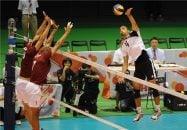 تیم والیبال الاهلی