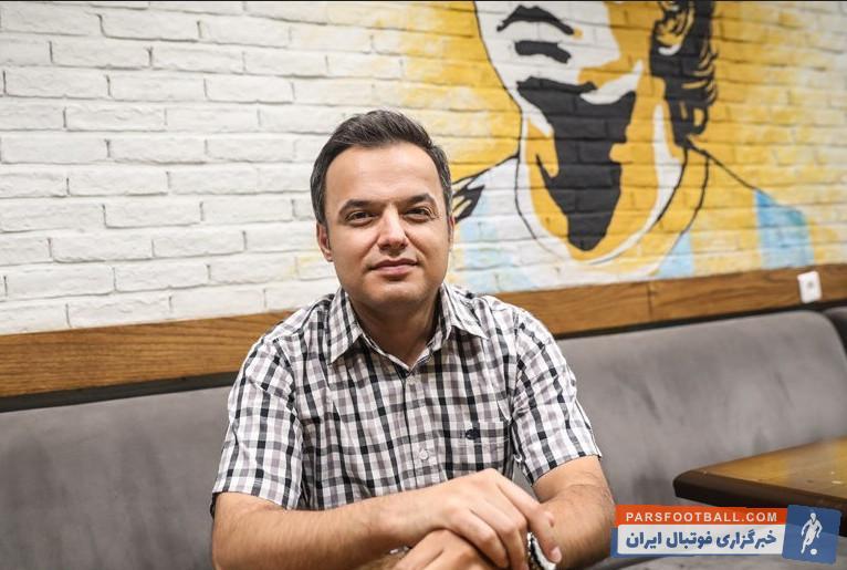حمید محمدی مجری جدید برنامه فوتبال 120