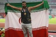 احسان حدادی ششمین مدال طلای پرتاب دیسک آسیا را به ویترین افتخاراتش اضافه کرد احسان حدادی که سابقه کسب مدال نقره در المپیک را دارد.