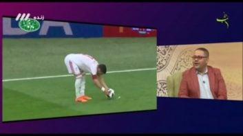 گزارش گل تیم ملی ایران به مراکش به کیلگی و ترکی