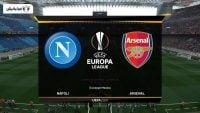 کلیپی از خلاصه بازی تیم های ناپولی و آرسنال در بازی های لیگ اروپا 29 فروردین 98