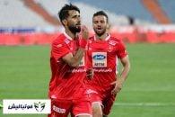 خلاصه بازی پرسپولیس 3 - سایپا 1 ؛ هفته 25 لیگ برتر