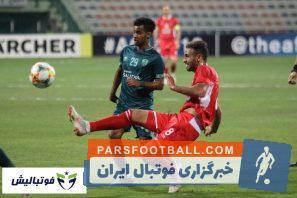 خلاصه بازی الاهلی عربستان 2 - پرسپولیس 1